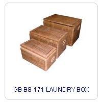 GB BS-171 LAUNDRY BOX
